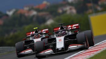 Mindkét pilótáját elküldi szezon végén a Haas F1-es csapata