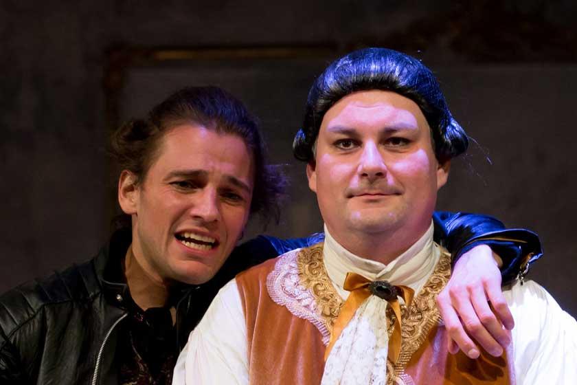 Amikor a tehetség és a középszerűség összecsap - Szily Nóra az Amadeus két főszereplőjével beszélgetett