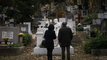 Az előttünk álló hétvége alkalmasabb a temetőlátogatásra