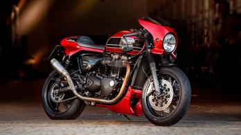 Triumph Speed Twin: roadsterből speedstert