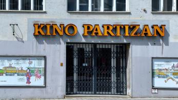 Szlovéniában bezártak a mozik és a kulturális intézmények