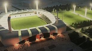 Döntött a kormány, új stadion épül Pécsen