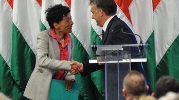Orbán főtanácsadója szerint példaértékű az SZFE hallgatóinak akciója