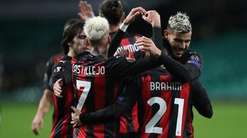 A Tottenham, a Leicester és a Milan is győzött az Európa-ligában