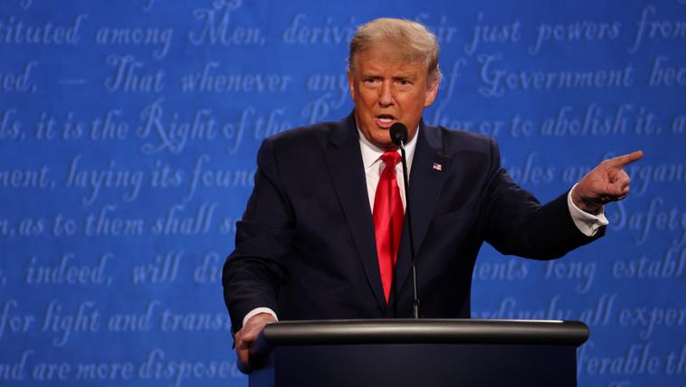 Trump: Én vagyok itt a legkevésbé rasszista!