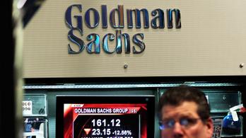 Hárommilliárd dolláros büntetést szabtak ki korrupció miatt a Goldman Sachs bankházra