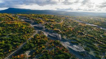 A világ legnagyobb aranykészletét találták meg Szibériában