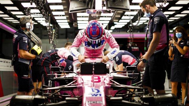Telediagnózis az F1-pilótánál, megrovás a Racing Pointnak