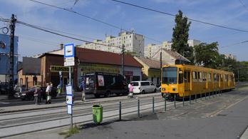 Szombattól pótlóbusz jár az 50-es villamos helyett egy hétig