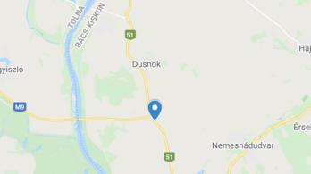 Két motoros is meghalt egy balesetben Dusnoknál