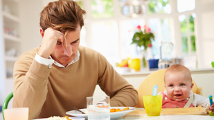 Tudtad, hogy az apák is szenvedhetnek szülés utáni depressziótól?