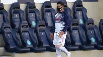 Hat hónap börtön várhat a Real Madrid támadójára