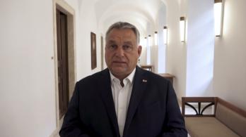 Orbán Viktor: Emelkedő pályán a koronavírus