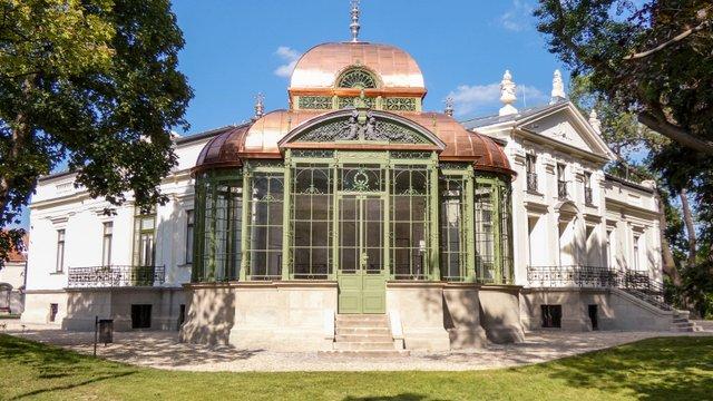 Megújult a soproni Lenck-villa