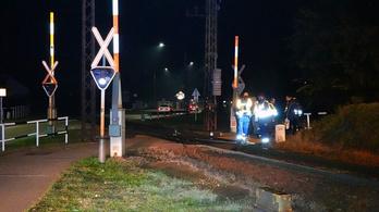 Idős férfit gázolt halálra a vonat Kecskeméten