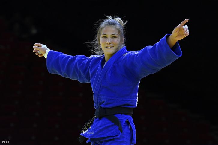Karakas Hedvig bronzérmet nyert Budapesten