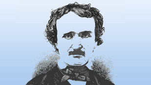Kiskorú rokonát vette feleségül Edgar Allan Poe, szerelmi háromszögben éltek