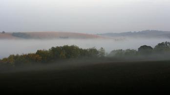 Kegyetlen köddel köszöntött ránk az év leghosszabb napja