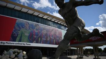 Kölyökcsapatok El Clásicója a Camp Nouban