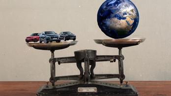 Megadóztatják a batár SUV-okat a franciák