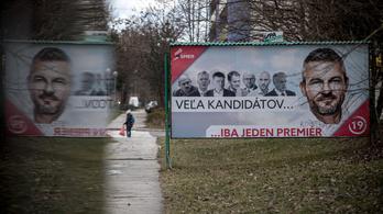 Szlovákiában életbe lépett a kijárási tilalom