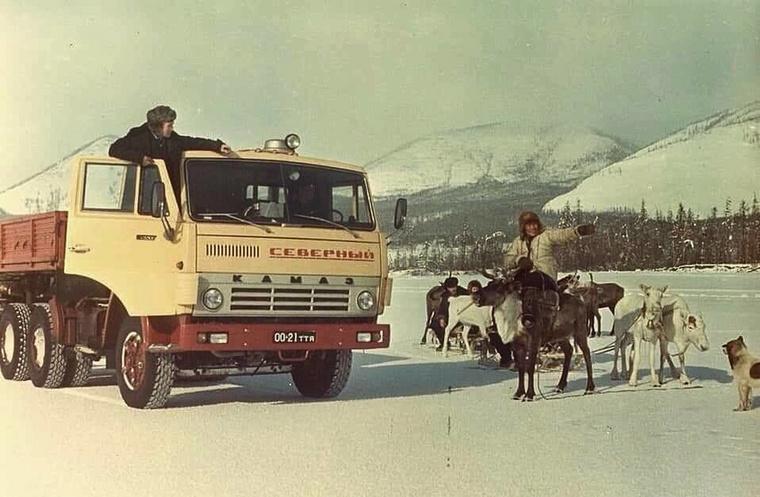 Hé, paraszt, melyik út megyen itt Moszkvába? Kamazzal bármelyik! Az 5410-est 1976-tól egészen 2006-ig gyártották, külön változatok készültek mérsékelt, trópusi, valamint sarkvidéki éghajlati körülményekre
