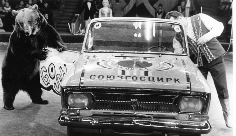 Az utóbbi évek egyik legnézettebb galériája Az autófotózás keleti romantikája volt