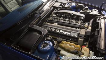 Szuperritka BMW M5 gazdát keres