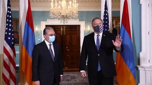 Nem hatott a washingtoni találkozó, Hegyi-Karabahban folytatódtak a harcok
