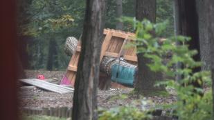 """""""Semmilyen előjel nem volt"""" – Tragikus részletek a kalandparkban történt halálos balesetről"""