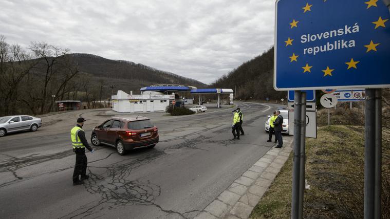 Négy fal közé zárt Szlovákia