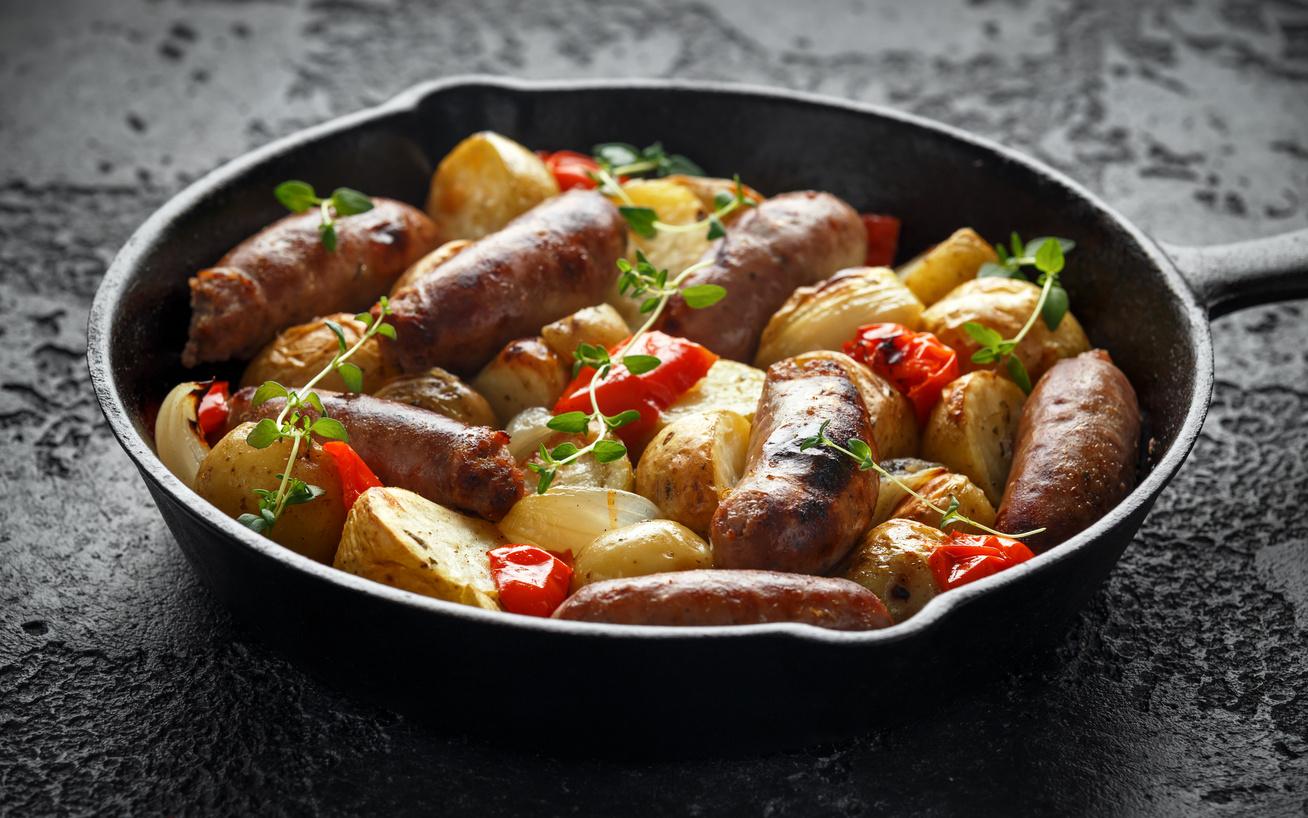 krumplis-kolbaszos-egytal-recept