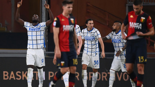 Győzött és már harmadik az Inter a Serie A-ban