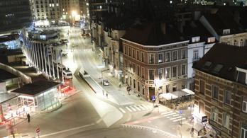 Éjszakai kijárási tilalom lesz Brüsszelben, bezárnak a színházak és a mozik