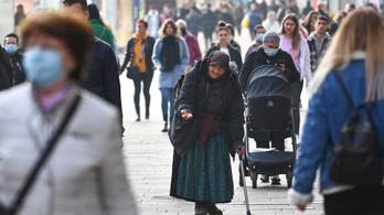 Ausztriában is rekordot döntött a 24 óra alatt regisztrált fertőzések száma