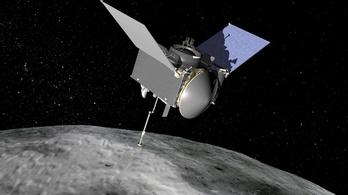 Túl sikeres lett a NASA szondája, a sok kőzetminta miatt nyitva maradt az ajtaja