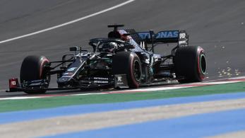 F1: portugál nagydíj percről percre