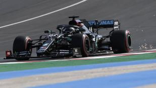 F1: portugál nagydíj percről percre – Hamilton-Bottas-Verstappen ütközet Portugáliában