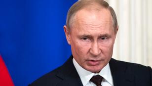 Putyin bedobta magát, védelmébe vette Biden fiának ukrajnai üzleteit