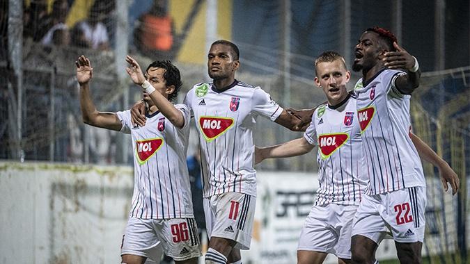 Loic Nego szerezte a Fehérvár első gólját