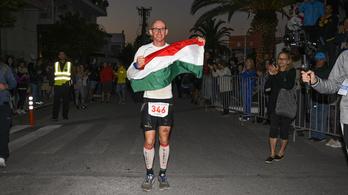 Mától magyar futó vezeti az ultrafutók világranglistáját