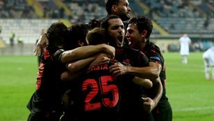 Simán nyert és ismét élre állt a La Ligában a Real Sociedad