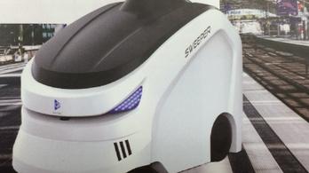 Gyorsan terjednek a szolgáltató robotok