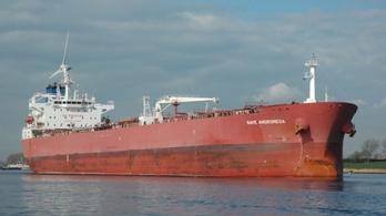 Potyautasok akarták átvenni az irányítást egy tanker felett a La Manche csatornán