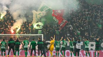 Az infektológus szerint botrányos, hogy nézők előtt tartották meg az FTC–Újpest-meccset