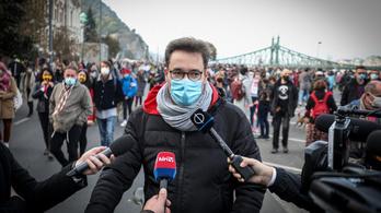 Karácsony az Indexnek: Szerdán visszavonjuk a budapesti maszkszabályokat