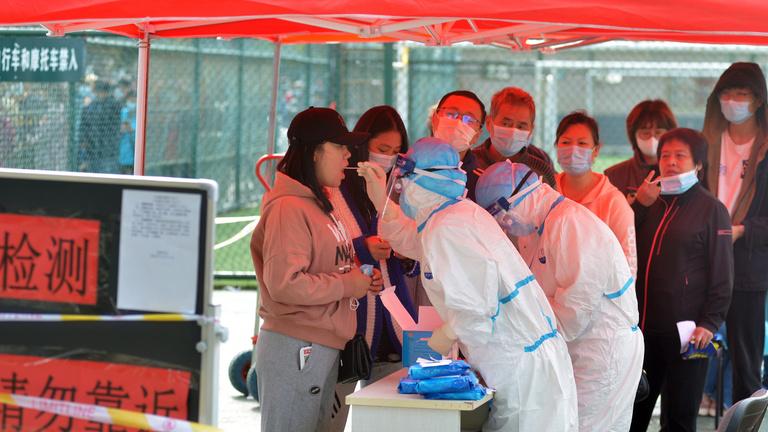 Kínában újra terjed a koronavírus