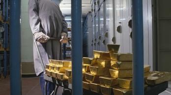 Elképesztő mértékben nőhet az arany piaci értéke