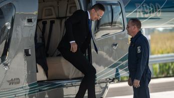 Sosem fogjuk megtudni, mennyibe kerültek a magyar adófizetőknek Szijjártó Péter helikopteres útjai