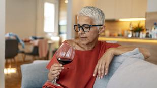 Megiszom esténként egy-két pohár bort. Most ez baj?